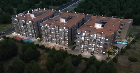 Pictures of Sale: unfrnshd 1188 sft. 2 bhk luxurious flat at k r puram 4