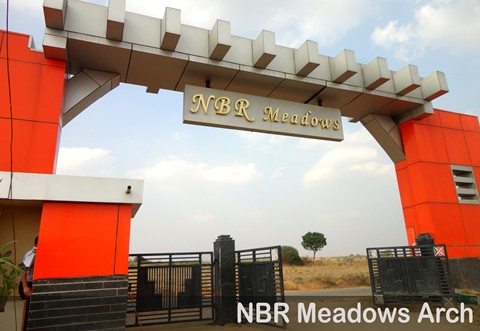 Villa plots measuring 1200 sqft priced at rs. 660000 at nbr meadows. . call – 9741455915