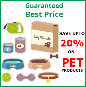 All pet food