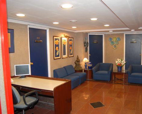 1500 sq.ft office space for rental at prime locality