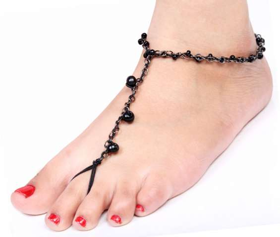 Beautiful handmade anklets for the pretty you