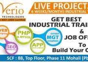 Get the Best Industrial Training in Mohali/Chandigarh