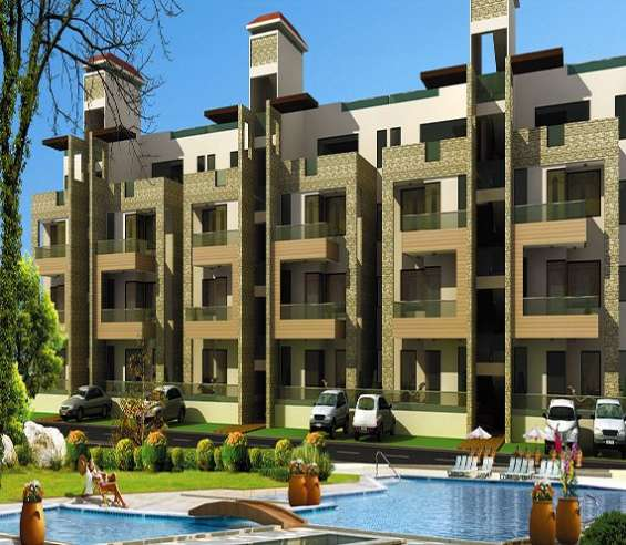 Supertech oxford square: apartment(2 bhk| 40 lac) in noida