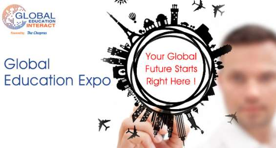 Enlist in top foreign universities at global education fair in india!