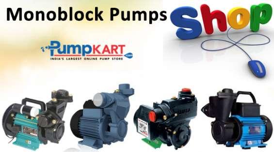 Monoblock pumps – pumpkart.com