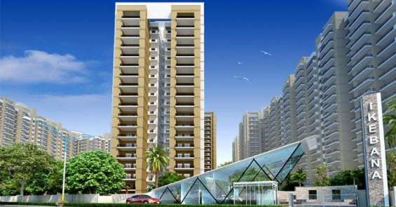 Gulshan ikebana: 2/3 bhk apartment at affordable price in noida