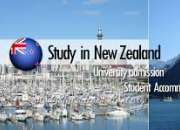 You like do your enginearing and master degree in NEWZEALAND