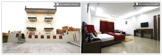 Look for a guest house in gurgaon