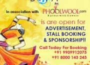 BITA Garba Mahotsav is open for Advertisement, Stall Booking & Sponsorship!!