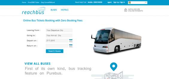 Busbooking,bus reservation,own booking management,travel yaari,redbus,purebus,yaatra clone