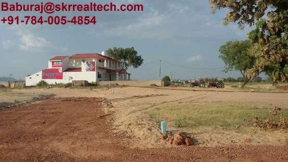 Plot in neemrana, plots available 66-400 /yards in neemrana behror nh8