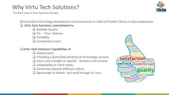Vts offers wide range of software development services from solving r&d tasks to plain coding