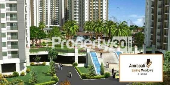Buy flats at amrapali spring meadows noida extension@9266850850