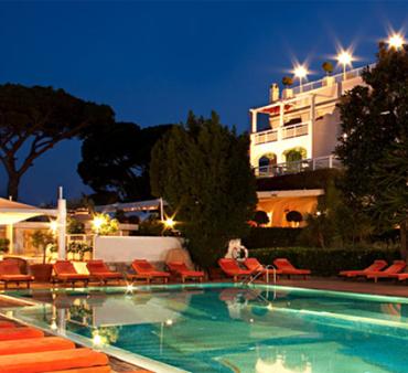 Capri palace hotel and resorts