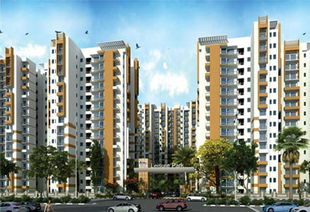 Luxuries 2/3 bhk apartments available in noida extension