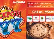 Ajnara le garden most awaiting project in noida extension call@ 9560090024