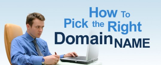Pick a right domain name ?? at low cost