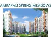 Buy Inexpensive Flats In Amrapali Spring Meadows@9266850850