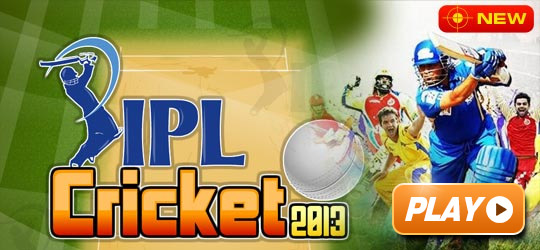 Play, download ipl cricket 2013 games, play free cricket games online – zapak