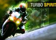Play turbo spirit game at Zapak.com - motorcycle racing game