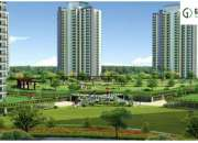 Gaur City 10th Avenue: 1/2/3 BHK Apartment| Starting Rs.20.8 Lac