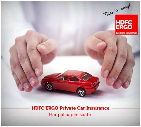 Visit hdfc ergo to get car insurance quotes online