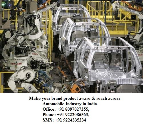 Make your brand product aware & reach across automobile industry in india
