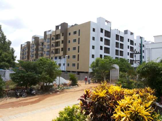Ready to move in apartment in electronic city phase-2 by concorde group