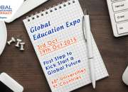 So much to explore at the global education fair i…
