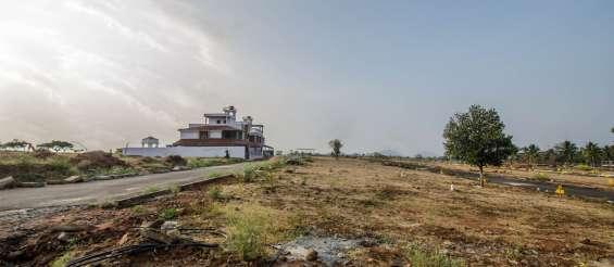 60*40 premium plots on south bangalore
