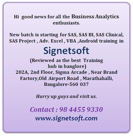 Signetsoft institute