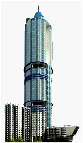 Supertech north eye: 2/3/4 bhk luxurious apartment in noida