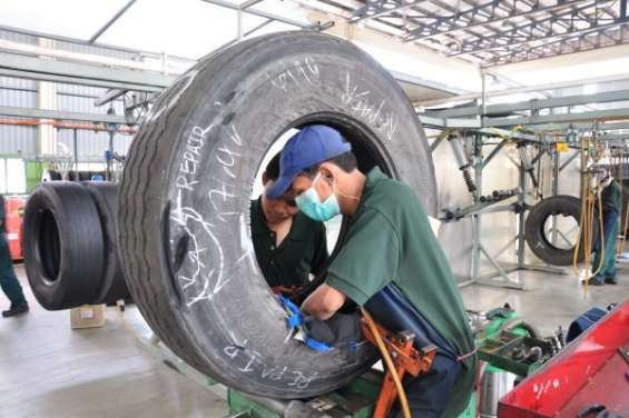 Looking for tyre retreading company in noida? call massey tyre retreading at 9818984640