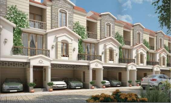 Luxury villas in whitefield