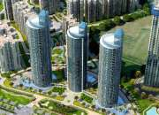 Studio Apartments + 2/3/4 BHK Apartments Supertech North Eye In Sector 74, Noida