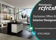 Web Design Services for Interior Designers