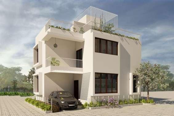 Magnificent villas by avigna in tamil nadu