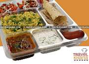 Get the best and hygienic train food service!