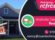 Reg: Design your own Real Estate Website Design
