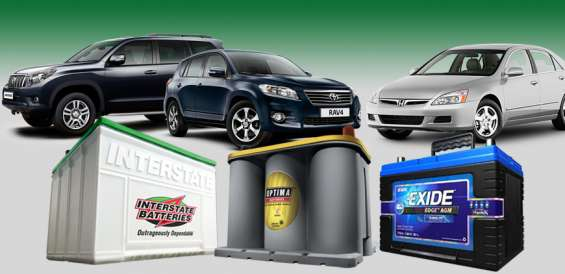 Automobile battery dealers amco