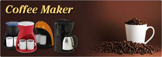 Coffee maker dealers in noida