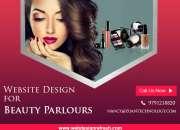 Reg: Professional websites for Beauty parlours