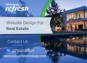 Reg: Website design for Real Estate in Chennai