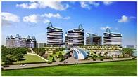 Airwil organic smart city