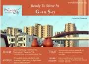 Krish City-II 1BHK Properties In Bhiwadi