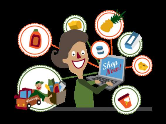 Online grocery and supermarket store