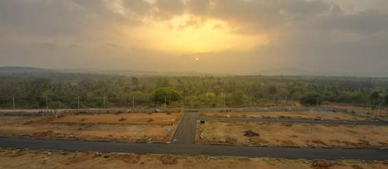 Premium plots by concorde group on south bangalore
