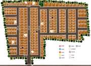 Residential villa plots measuring 2400 sqft at  Homes from Rs. Twelve lacs onwards.