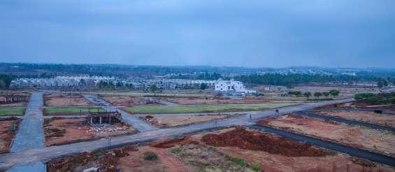Villa plots on kanakapura main road by concorde group