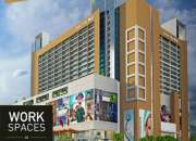 Catch Astounding Work Spaces at Gaur City Mall@9266789000